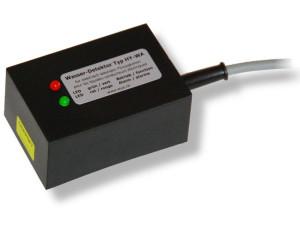 Detektor mit integrierter Technik