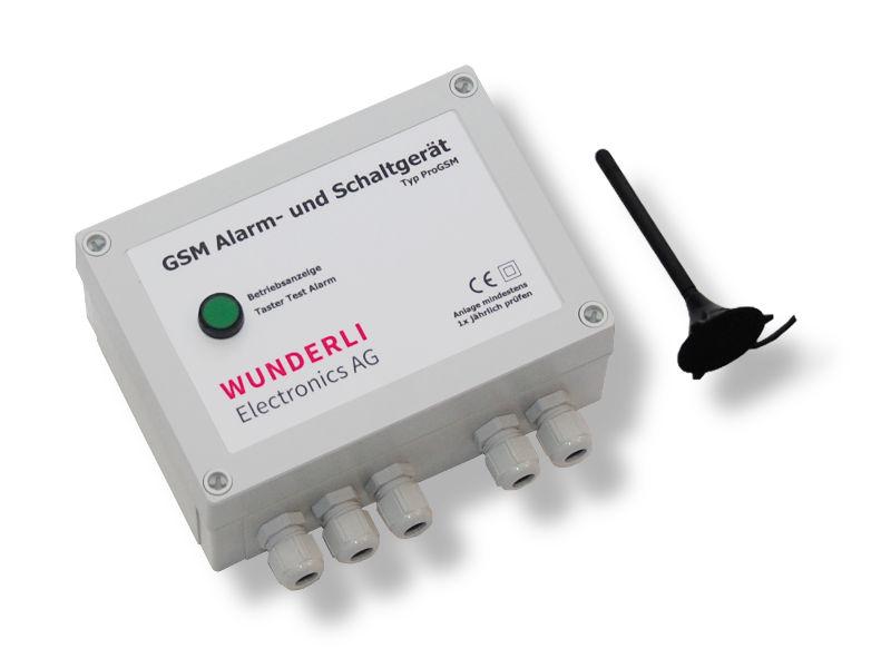 ProUMTS 3G Alarm-/Steuergerät