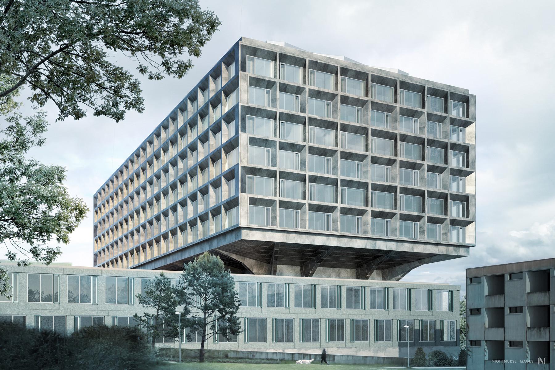Horizont- Neubau Spital TG