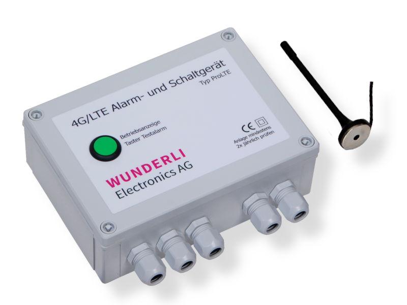 4G ProLTE Alarmsteuergerät