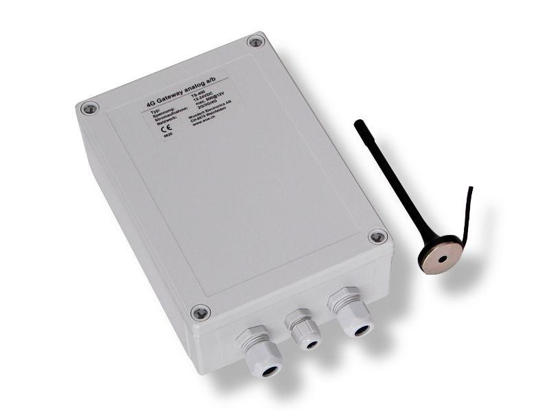 TS-400 4G LTE Gateway analog Telefon